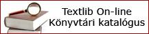 Textlib On-line katalógus